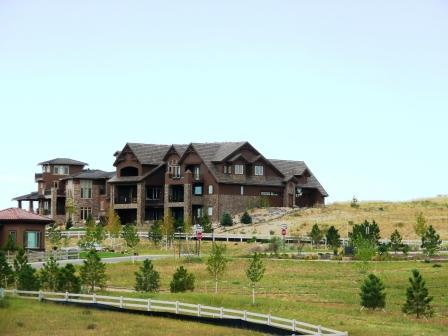 Highlands Ranch Luxury Homes Real Estate In Denver And The Suburbs - Luxury ranch home