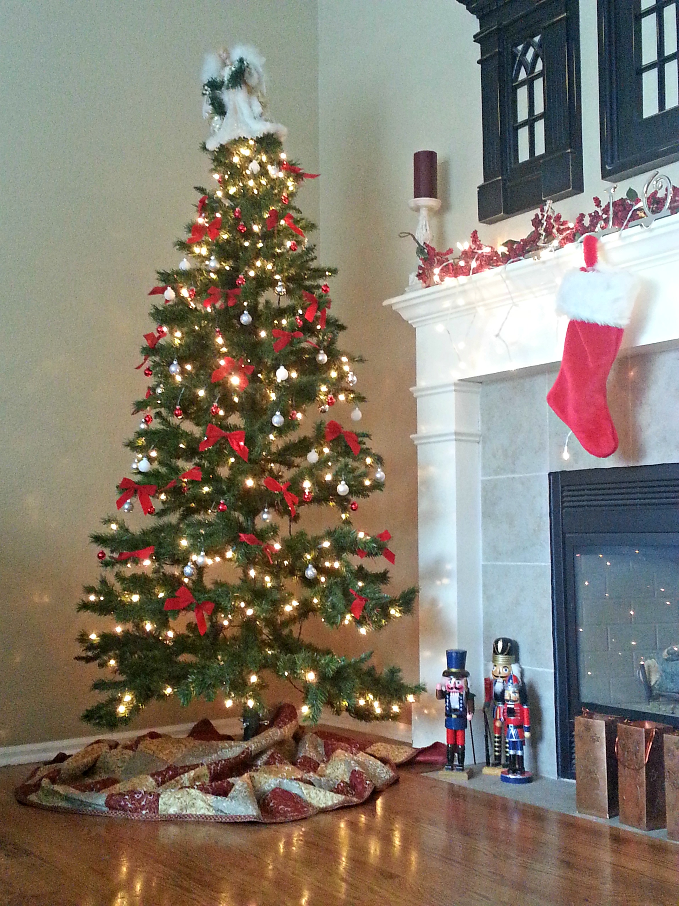 Christmas Tree Recycling In Highlands Ranch