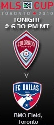 Colorado Rapids MLS Cup