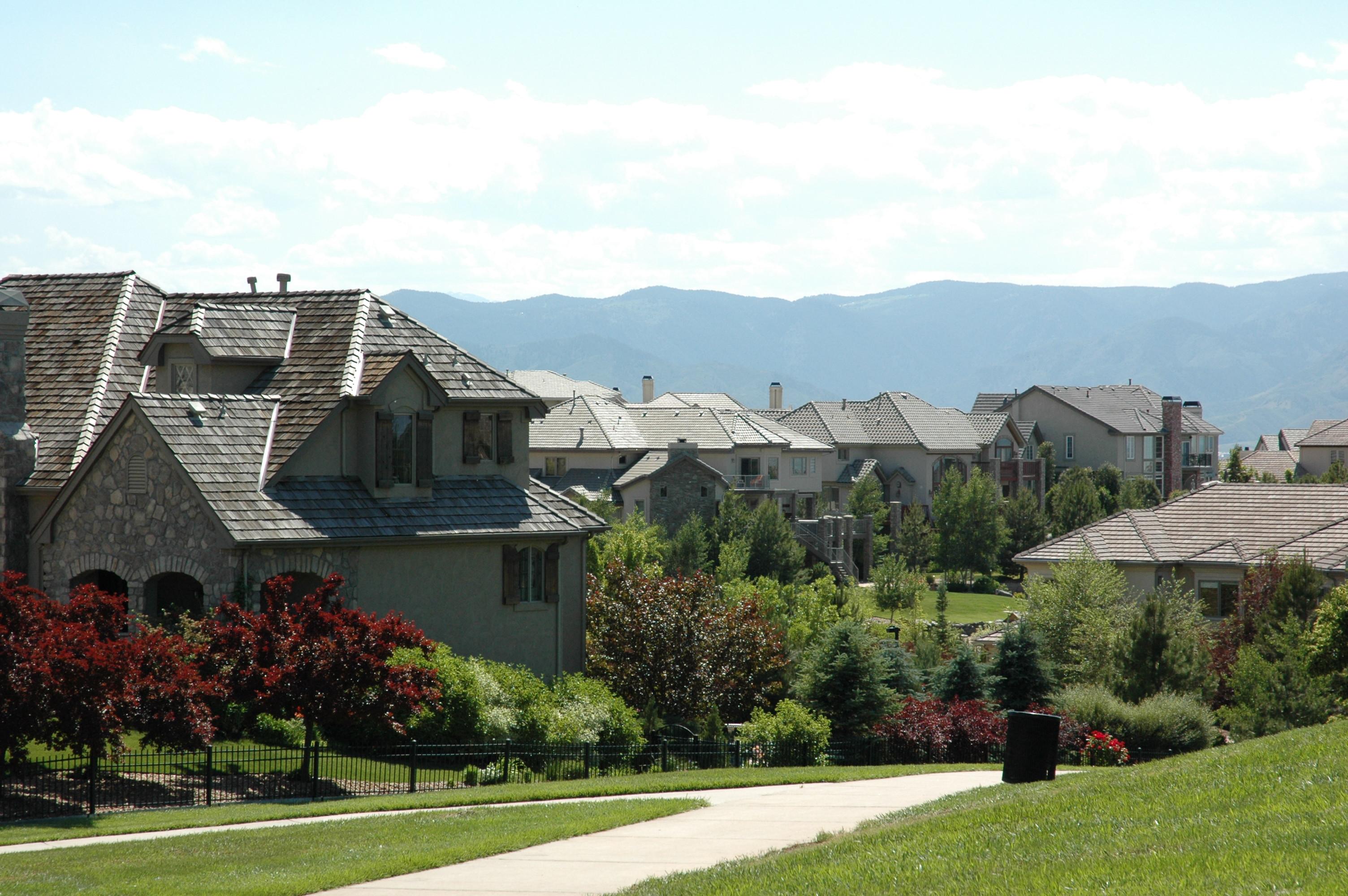 Highlands Ranch Luxury Homes The Highwoods Gated Neighborhoods