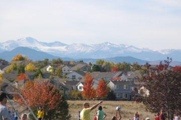 Highlands Ranch Fall Day