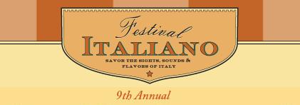 Festival Italiano logo 2012