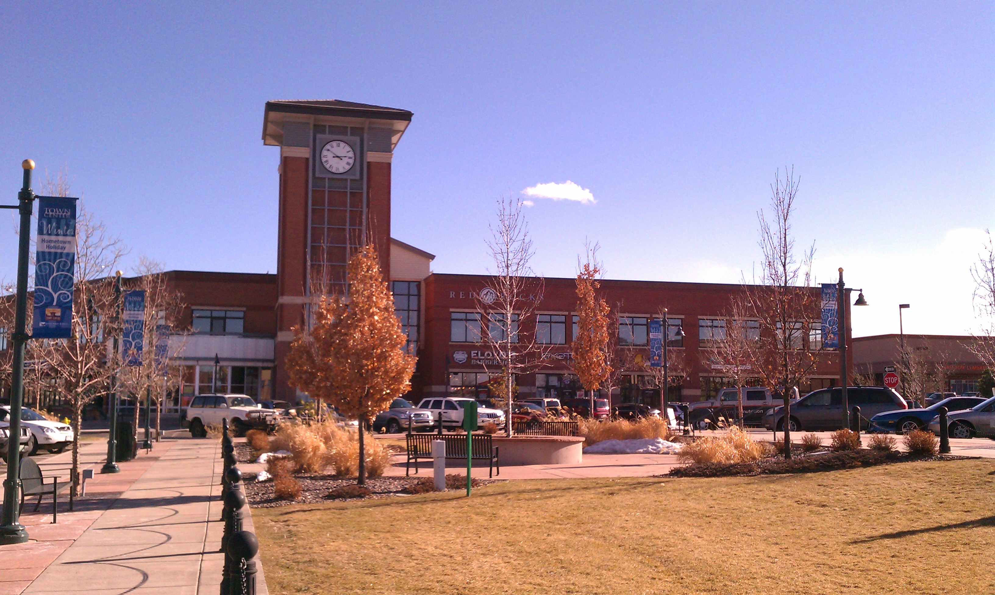 Highlands Ranch town center