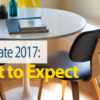 Real Estate 2017: What to Expect