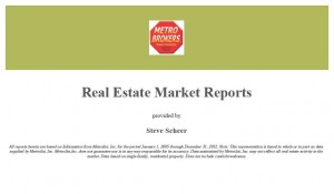 Denver Real Estate Report 2012