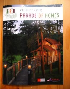 denver parade of homes guide 2010