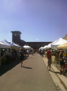 Highlands Ranch Town Center farmers market