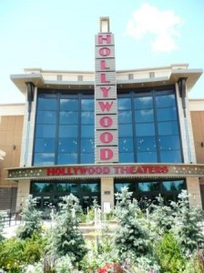 hollywood theatres