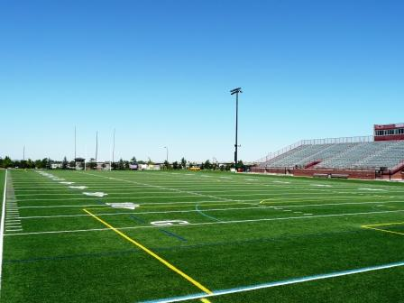 Real Estate Schools on High School Football In Highlands Ranch  Co     Thunderridge  Mountain