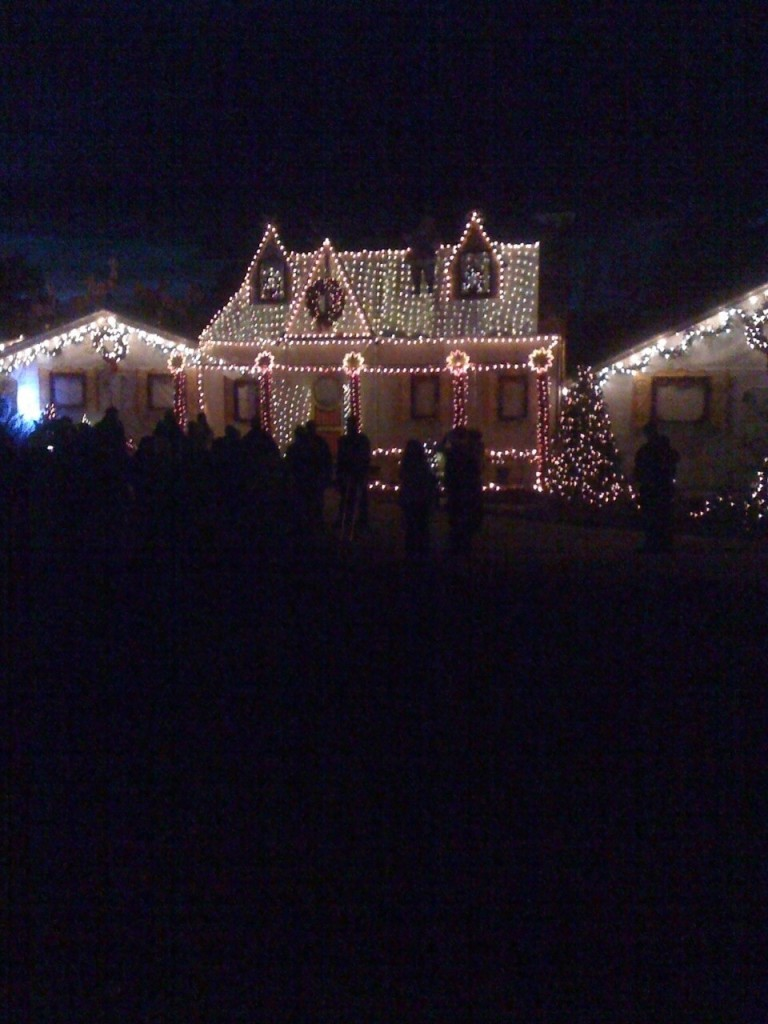 hudson christmas lights littleton colorado