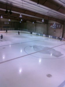 NHL rink at the Ice Ranch, Littleton, CO