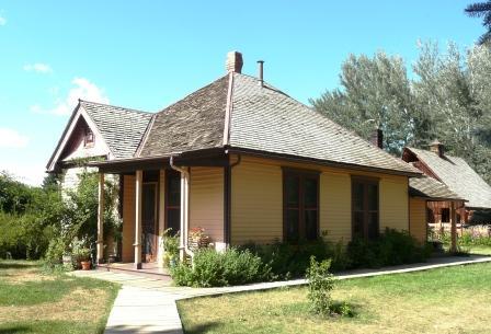 Day 37 littleton historic museum 40th anniversary for Littleton house
