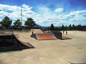 redstone skate park highlands ranch